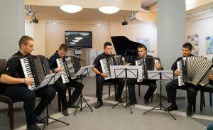 КУЛТУРА ВСЕКИ ДЕН Концерт струни и клавиши