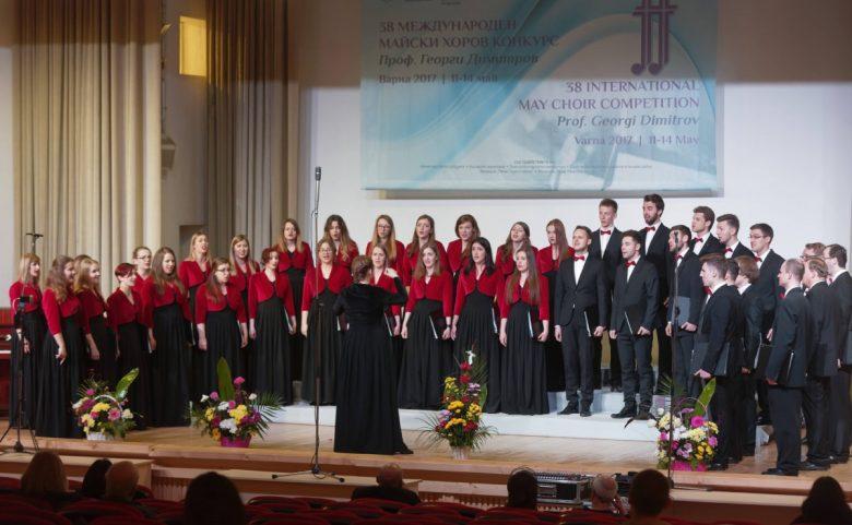 КУЛТУРА ВСЕКИ ДЕН Участниците в майския хоров конкурс 2018