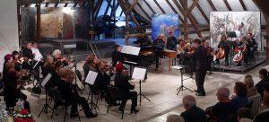 КУЛТУРА ВСЕКИ ДЕН Празничен концерт на хора и оркестъра на учителите