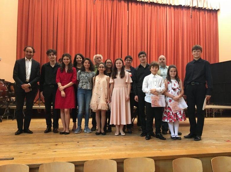 КУЛТУРА ВСЕКИ ДЕН Лауреати на конкурса Алфред Бинер