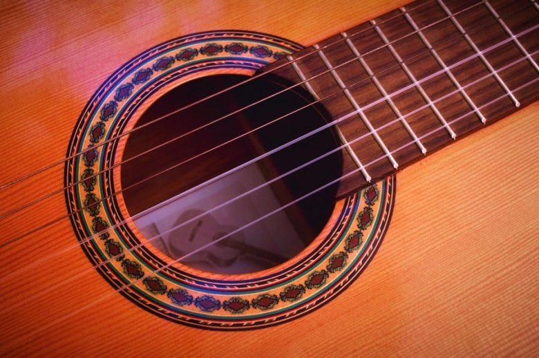 КУЛТУРА ВСЕКИ ДЕН С китара в ателието