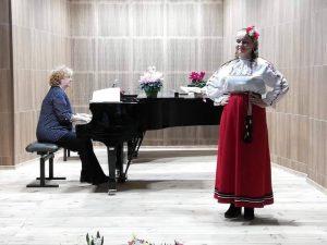 КУЛТУРА ВСЕКИ ДЕН Валентина Марценкова интервю