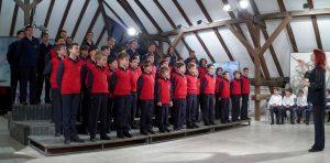 КУЛТУРА ВСЕКИ ДЕН Великденски хоров концерт