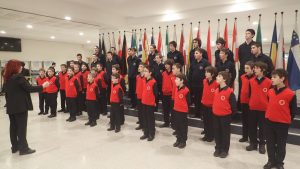 КУЛТУРА ВСЕКИ ДЕН Юбилеен концерт на Хор на варненските момчета и младежи