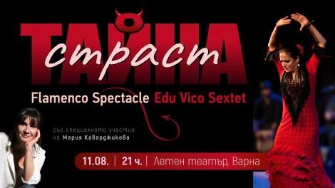 КУЛТУРА ВСЕКИ ДЕН Горещ фламенко спектакъл