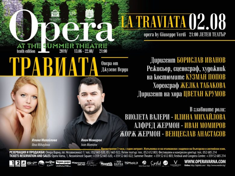 КУЛТУРА ВСЕКИ ДЕН Травиата с Маестро Борислав Иванов