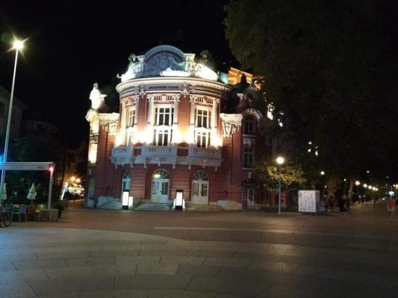КУЛТУРА ВСЕКИ ДЕН Драматичен театър Варна програма октомври