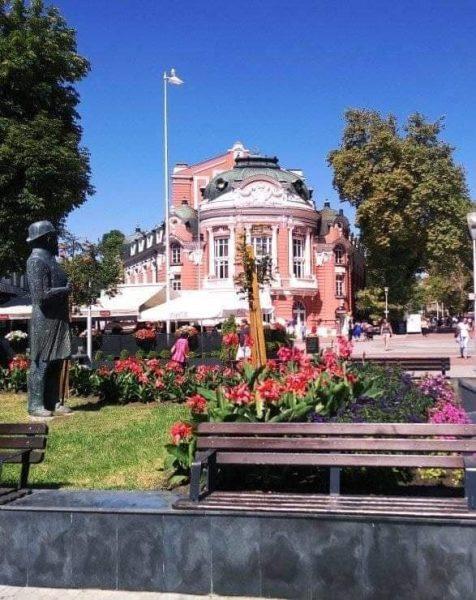 КУЛТУРА ВСЕКИ ДЕН Програма ноември - Драматичен театър Варна