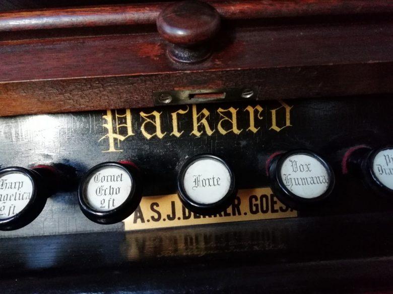 КУЛТУРА ВСЕКИ ДЕН Дариха орган от 1853 година