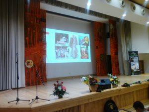 """КУЛТУРА ВСЕКИ ДЕН Празнични дни посветени на 95 години от създаването на ПГГСД """"Николай Хайтов"""""""