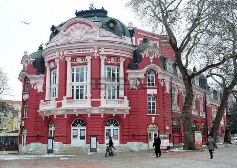 КУЛТУРА ВСЕКИ ДЕН Варненският театър - драматична архитектурна съдба