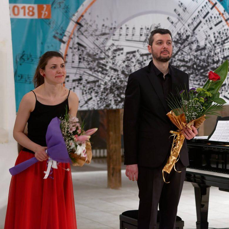 КУЛТУРА ВСЕКИ ДЕН Концертът на клавирно дуо Йорданова - Кюркчиев
