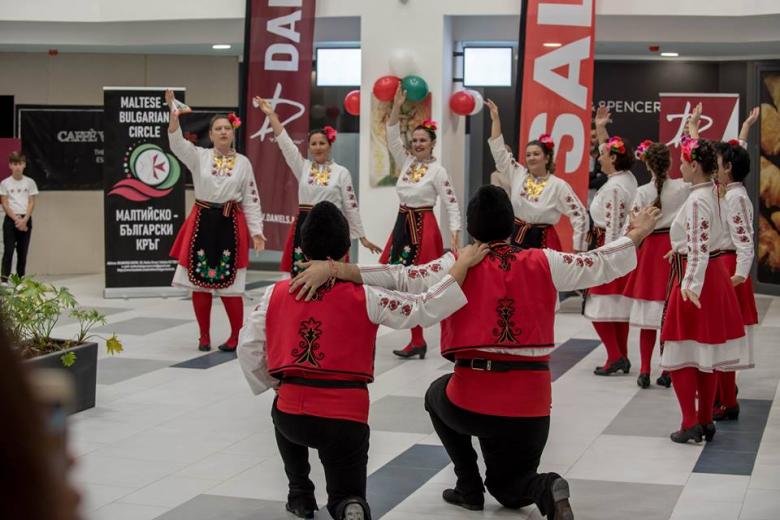 КУЛТУРА ВСЕКИ ДЕН Малта празнува дни на българската култура