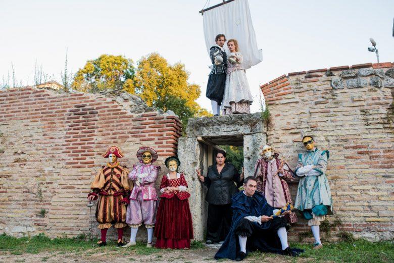 КУЛТУРА ВСЕКИ ДЕН Историята на Театър Римски терми – възстановената традиция