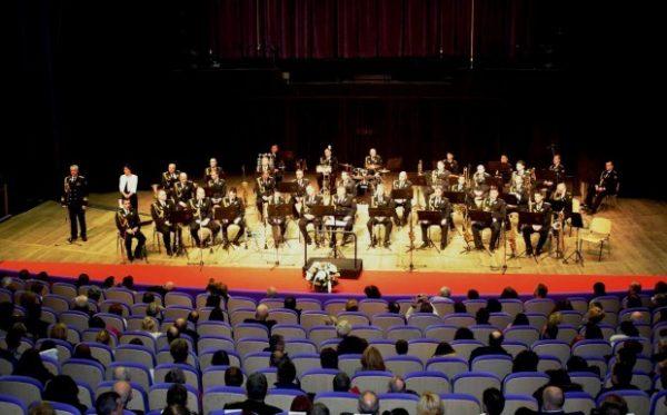КУЛТУРА ВСЕКИ ДЕН Концерт на Представителния духов оркестър на ВМС