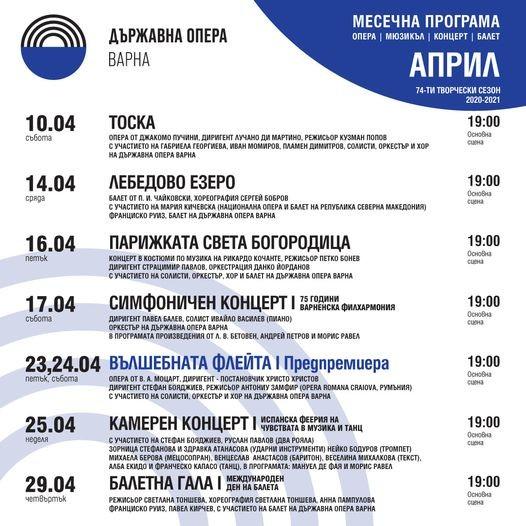 КУЛТУРА ВСЕКИ ДЕН XXI Великденски музикален фестивал